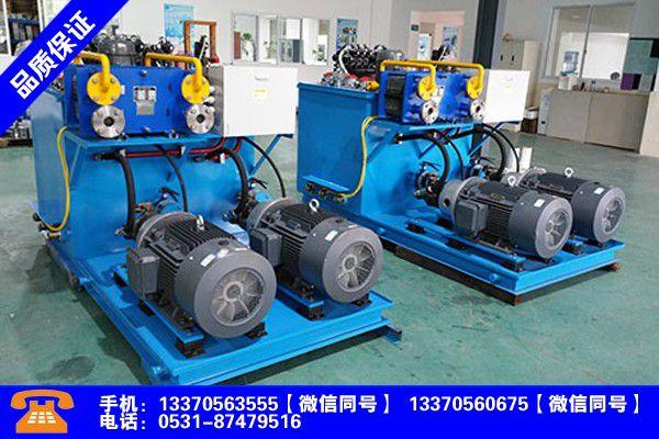 山东滨州液压系统的组成及作用新报价多少钱