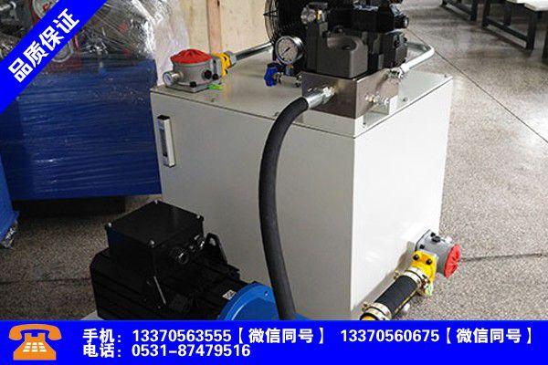 德州禹城液压系统原理分析能源费用