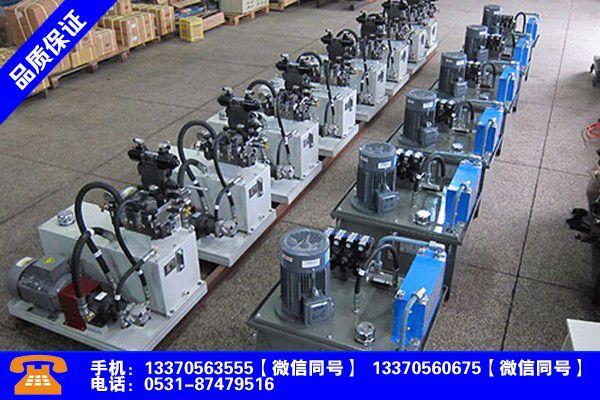 常德石門液壓系統組成簡圖市場價格