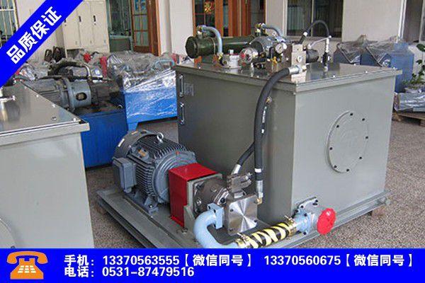 福建漳州打包机液压站怎么用价格甩卖