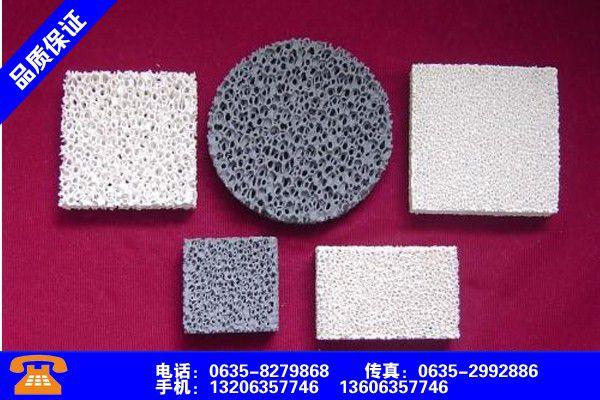 濟寧魚臺鑄造過濾網是什么材料質量管理