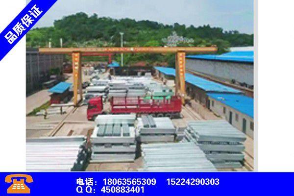 丽江宁蒗高速公路波型护栏产品库