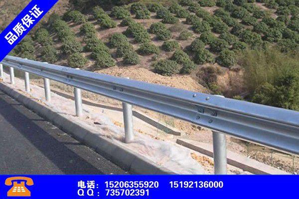 贵港覃塘波形护栏板安装施工批发商