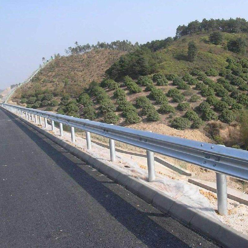 清河区波形防护栏安装规范