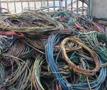 襄城县电缆回收