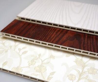 红旗区生态木吊顶窗帘盒图片