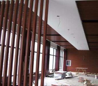 郯城县自己安装生态木吊顶