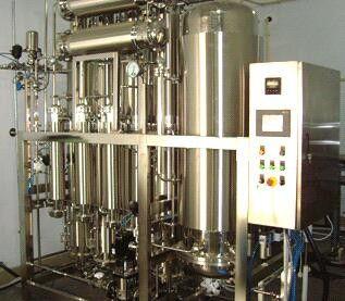 济源实验室超纯水机安装