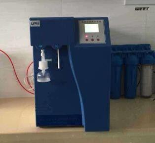 明山区实验室超纯水机的组成