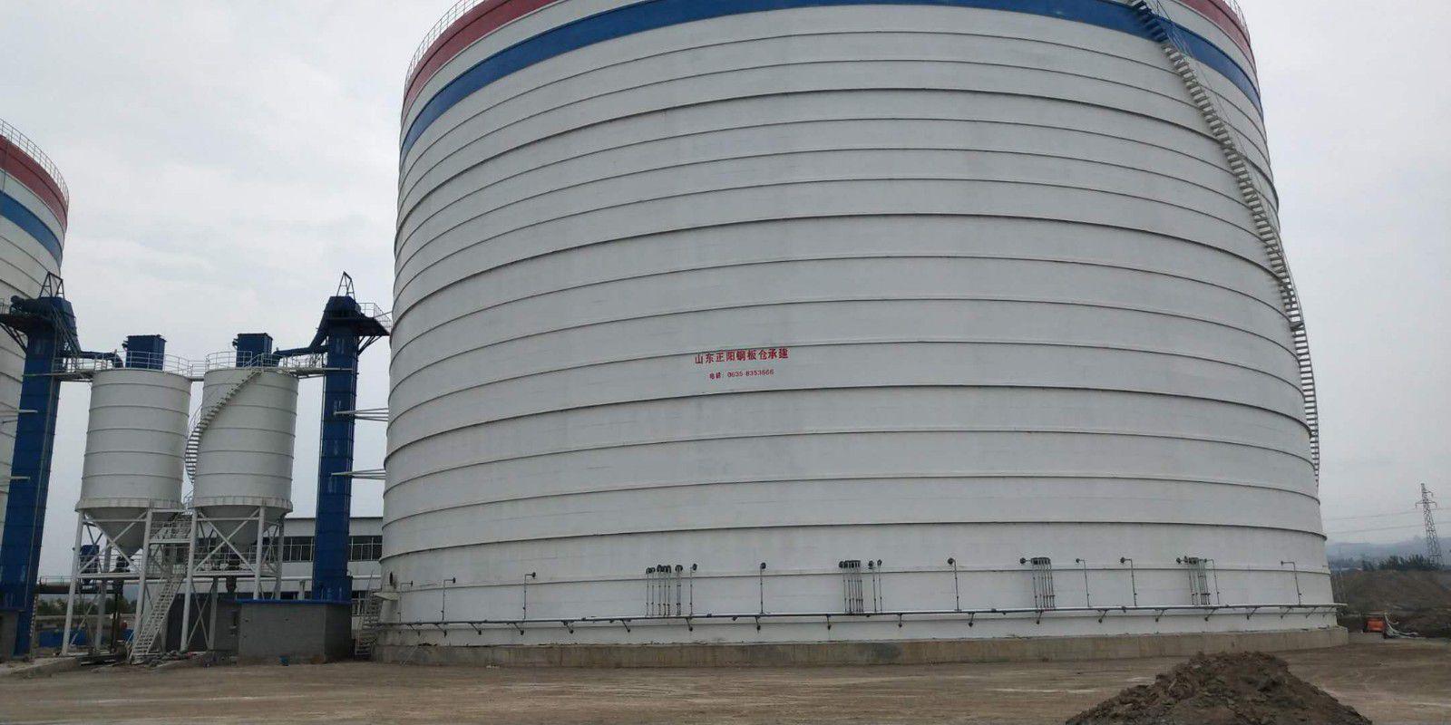 乌伊岭区大型粉煤灰钢板仓商机