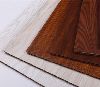 环翠区生态木护墙板和脚线
