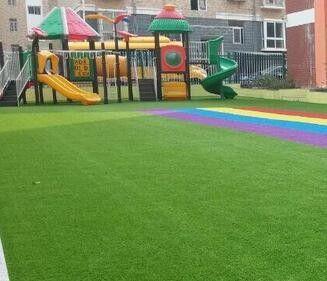邹城人造草坪铺设施工方案