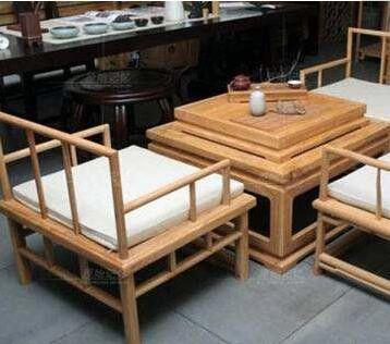麻山区老榆木家具