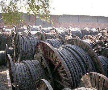 五原县废旧电缆回收