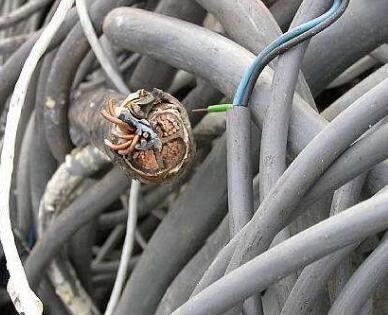 红旗区废旧电缆电机回收