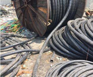 夏邑县废旧电缆电机回收