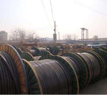 信丰县哪里回收废旧电缆