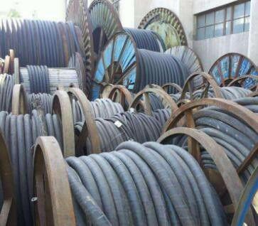 新郑回收废旧电缆