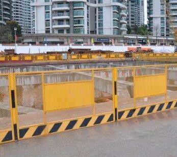 张湾区基坑护栏网材质