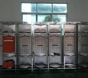 香格里拉县消防战斗服放置架