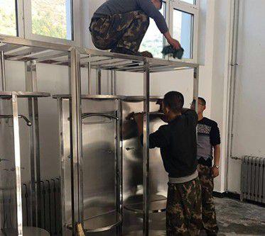 桑珠孜区消防战斗服架尺寸