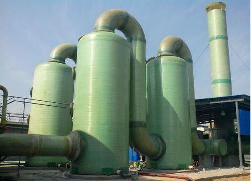 南阳邓州锅炉脱硫塔