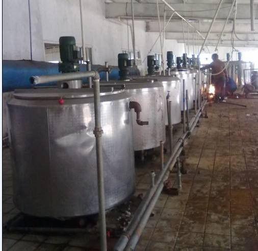 商丘民權縣化工廠二手制藥設備回收