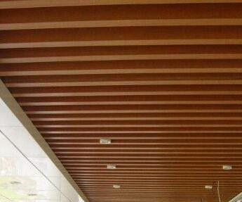 佛山中式生态木护墙板