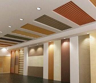柳州生态木护墙板 环保