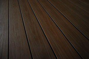 山东滨州沾化楼顶木塑地板铺设