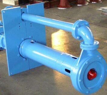 曲靖罗平县立式液下渣浆泵加长型