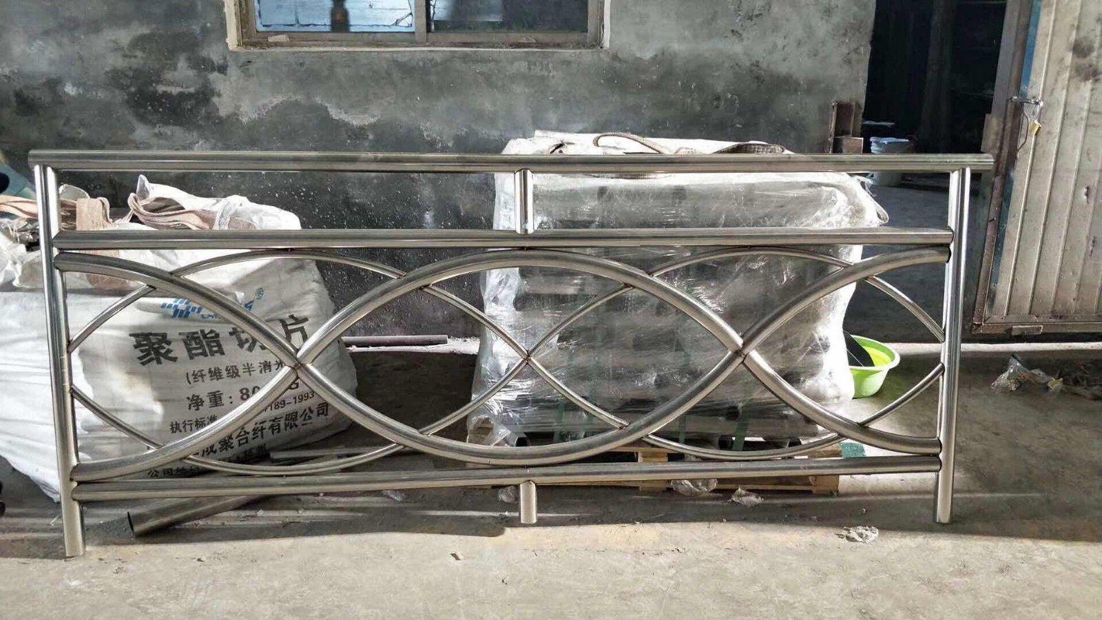 金华金东区不锈钢复合管护栏厂家
