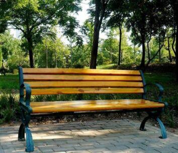 信阳罗山县公园硬座椅厂家