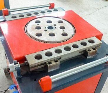 重庆大足区钢筋弯曲机结构设计研究内容