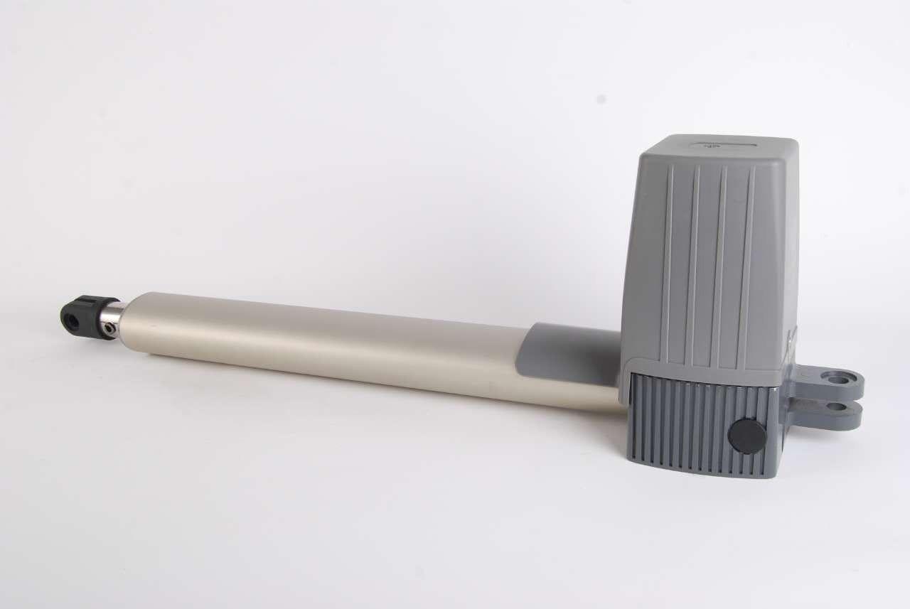 吉林舒兰电动伸缩门与道闸系统配合使用