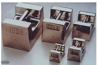 赣州上犹标准铸铁砝码厂