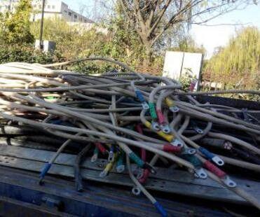 陕西省榆林市佳县电线电缆回收价格