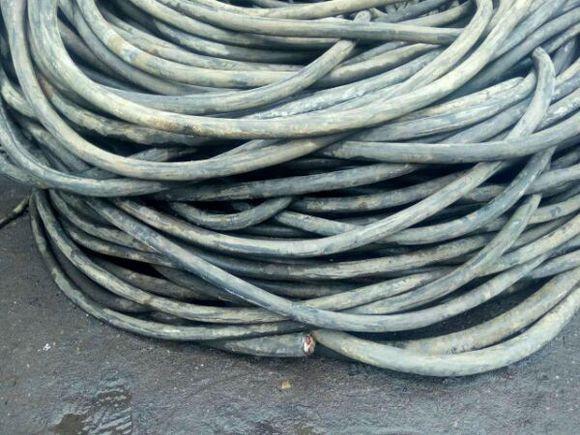 广东广州白云电缆铜线回收