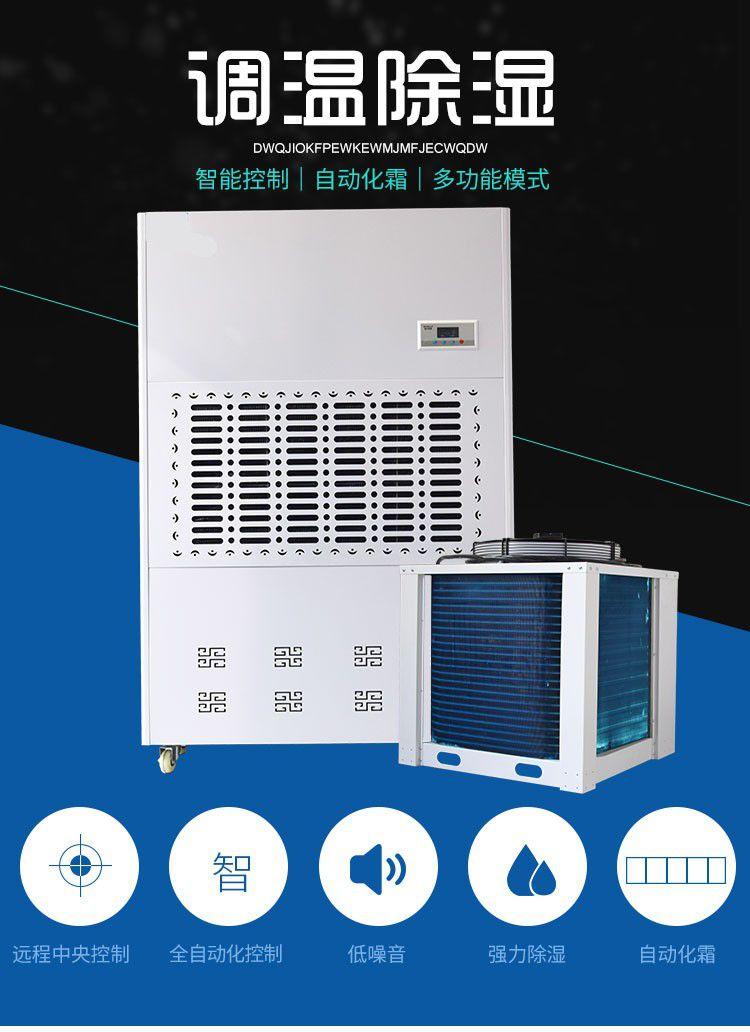 黑龙江省绥化市安达市管道调温除湿机生产厂家
