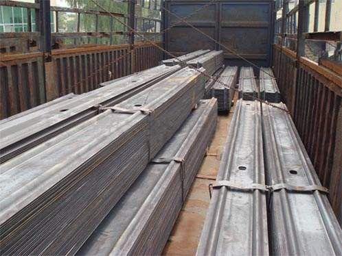 河南安阳林州矿用w型钢带检验报告