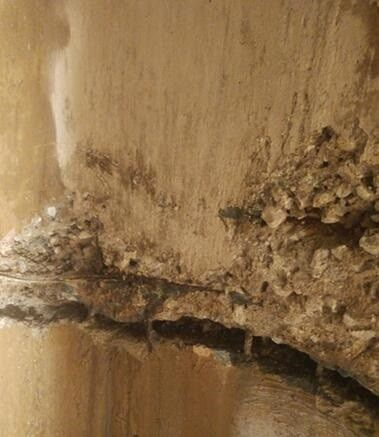 陕西省西安市高陵县别墅地下室渗水堵漏