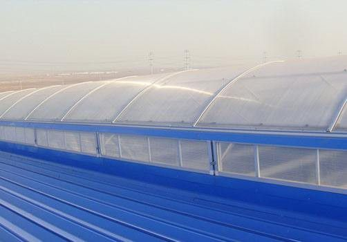 信阳平桥地下室 天窗 自然通风
