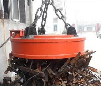 郴州资兴挖掘机起重电磁吸盘哪里买