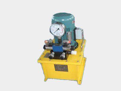江西抚州乐安液压泵站残压处理
