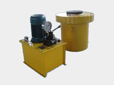 山东省济南市长清区液压泵站油温快速升高的