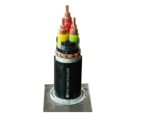 西藏自治区山南地区贡嘎县控制电缆
