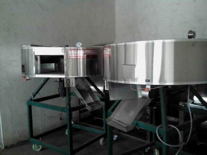 安徽六安霍山烧饼转炉机