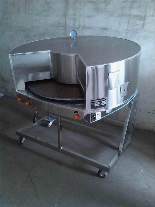 广东汕头金平手动转炉烧饼机厂家