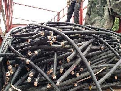 上海黄浦电缆回收