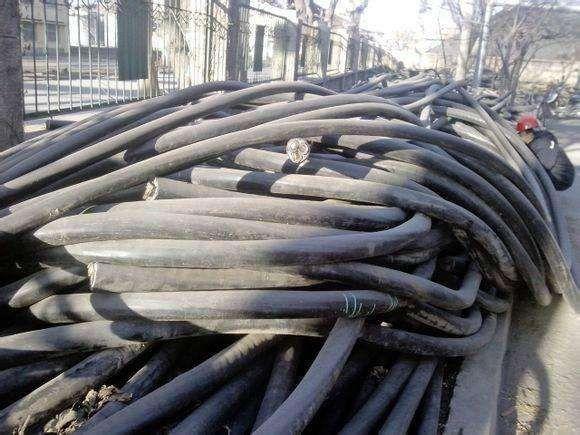 黑龙江绥化兰西废电缆线回收